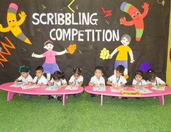 Scribbling Competition (Nur)
